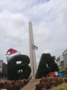 Buenos Aires en Navidades