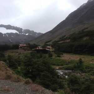 Glaciar Martial, Ushuaïa, Argentina.