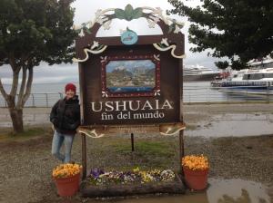 Fin del mundo, Ushuaïa, Argentina